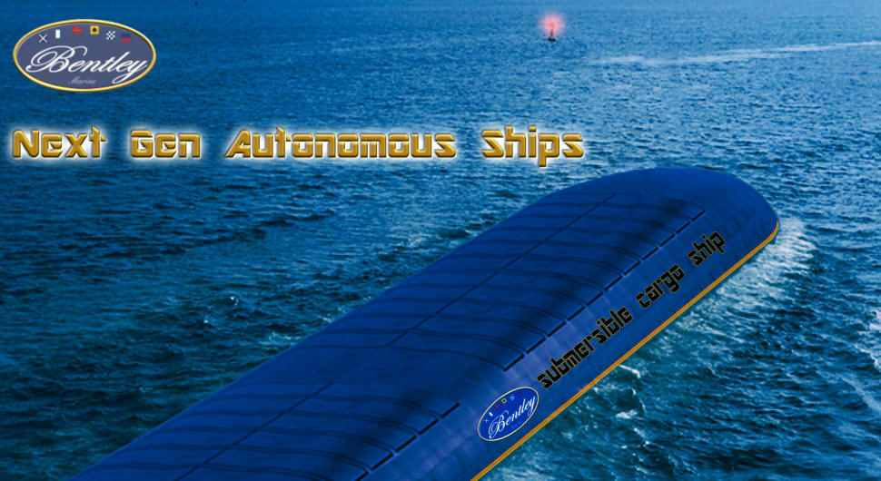 Next Generation Submersible Cargo Ships